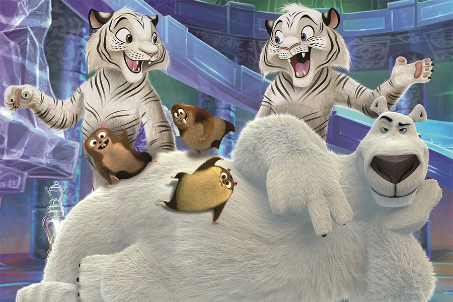'Norm of the North: Family Vacation' Travels to Digital and DVD Feb. 25 From Lionsgate