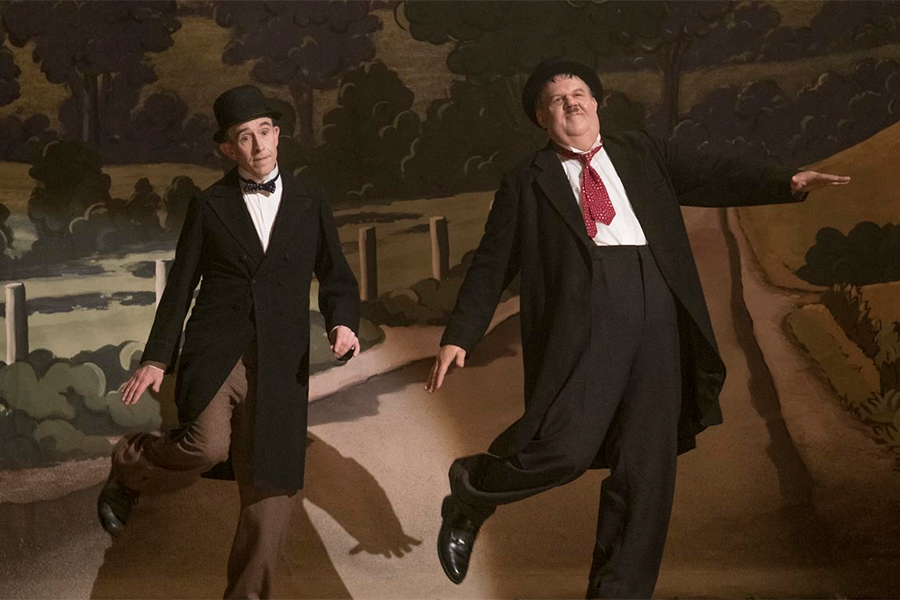 Sony Pictures Bringing 'Stan & Ollie' Home in March