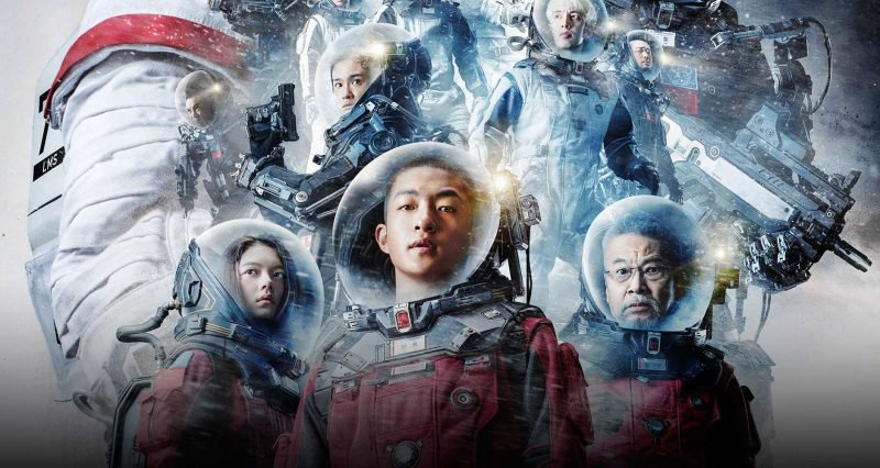 Netflix Snags Chinese Blockbuster 'The Wandering Earth'