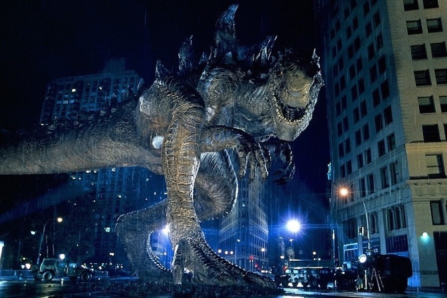 'Godzilla' Stomping to 4K UHD May 14 From Sony