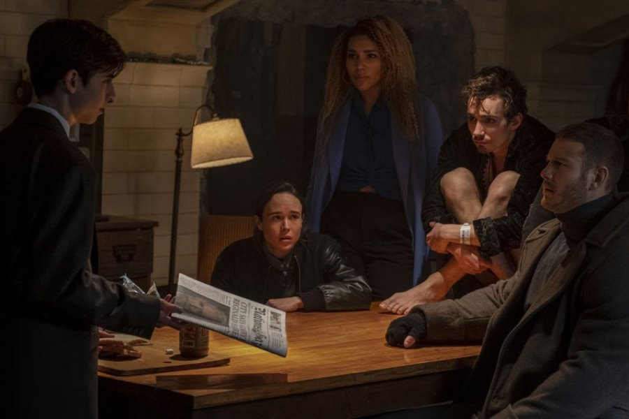'Umbrella Academy,' 'Doom Patrol' Take Top Two Spots on Parrot Analytics Digital Originals Chart
