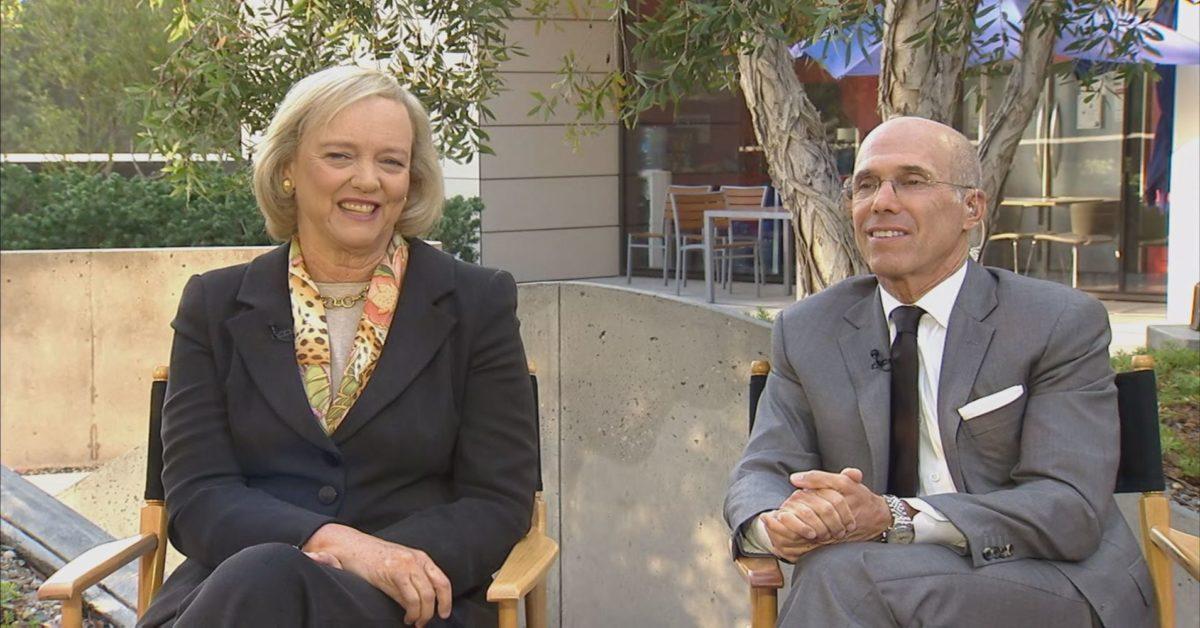 Katzenberg Touts 'Quibi' Potential
