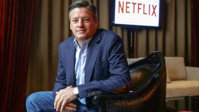 Netflix's Ted Sarandos Says Apple, Disney 'Very Late' to SVOD Ballgame