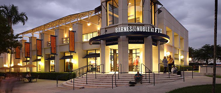 Aggressive Marketing Drives Barnes & Noble's Upbeat Winter Holiday Sales