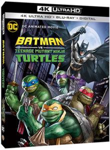 Warner Nickelodeon Present Batman Vs Teenage Mutant Ninja Turtles Media Play News