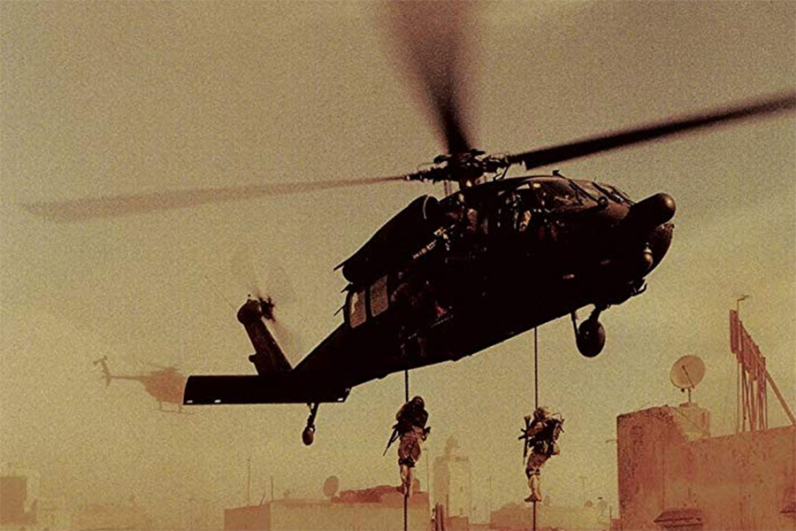 Sony Releasing 'Black Hawk Down' on 4K Ultra HD Blu-ray May 7