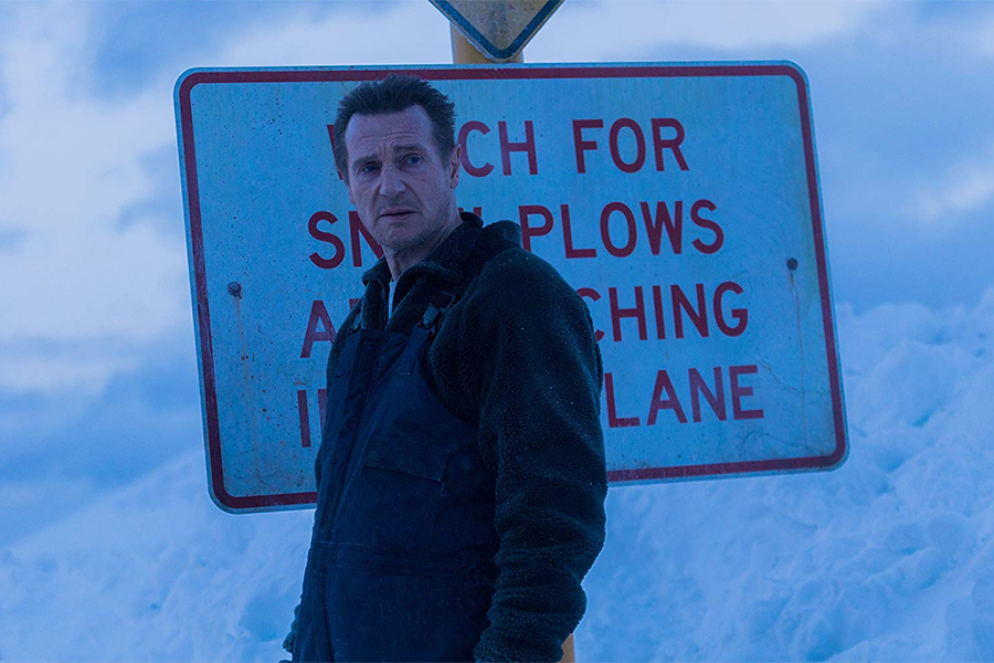 'Cold Pursuit' Due on Home Video in May