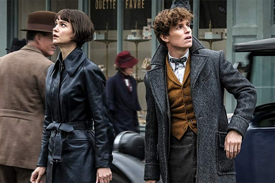 'Fantastic Beasts: The Crimes of Grindelwald' Casts Spell on Redbox Charts