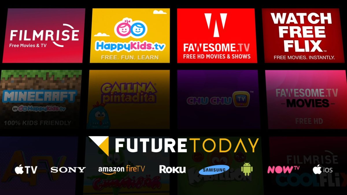 Cinedigm Acquiring AVOD Platform 'Future Today' for $60 Million