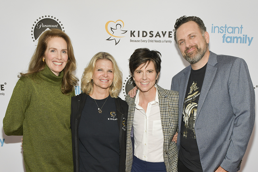 Paramount Touts 'Instant Family' With 'Kidsave' Event