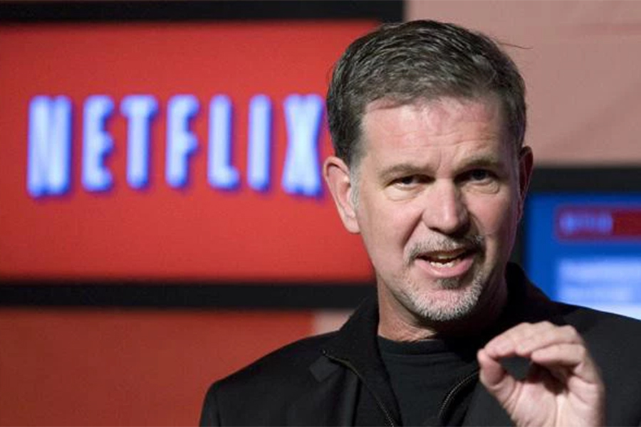Netflix Posts Record Quarterly Sub Growth; Lower Q2 Growth Projection