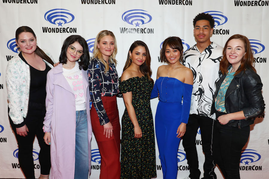 Netflix 'She-Ra' Cast and Producer Discuss Girl Power at WonderCon