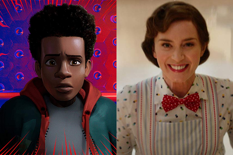 Merchandising: Retailers Offer Exclusives for 'Spider-Verse,' 'Mary Poppins'