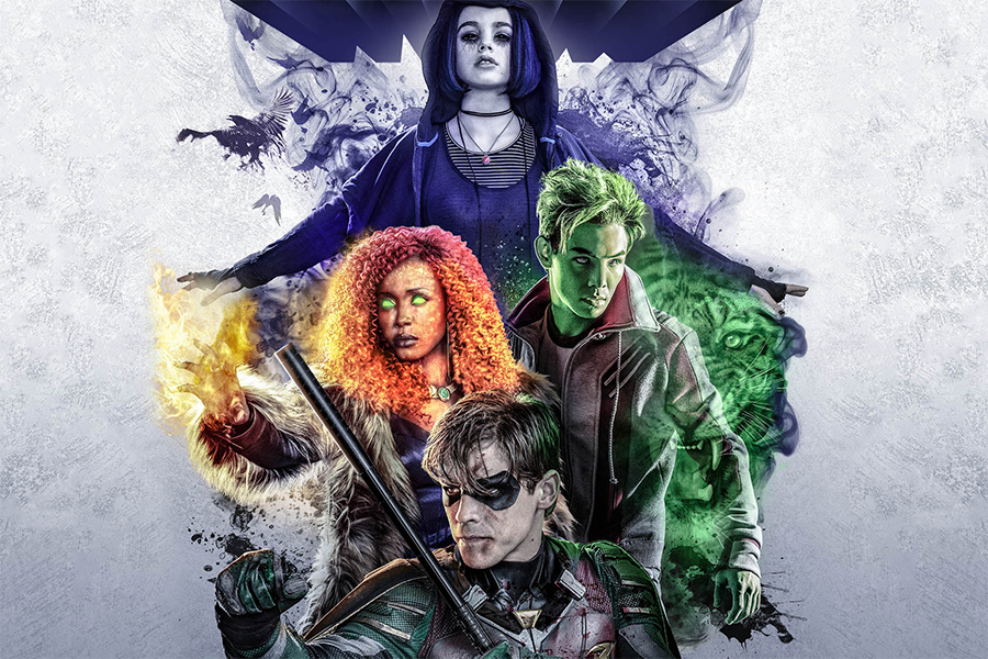 DC Universe's 'Titans' Available for Digital Purchase March 21