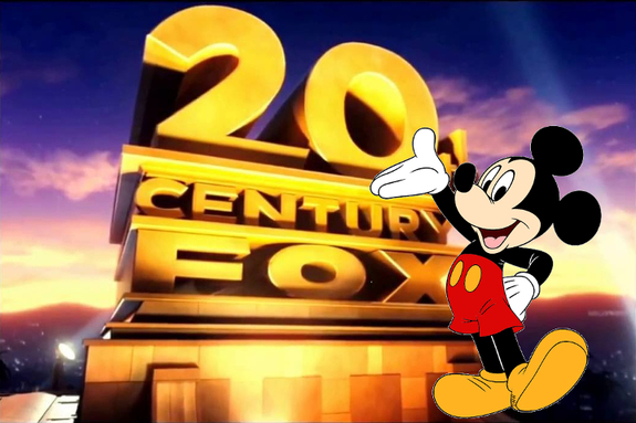 Disney's $71B Fox Acquisition Effective After Midnight
