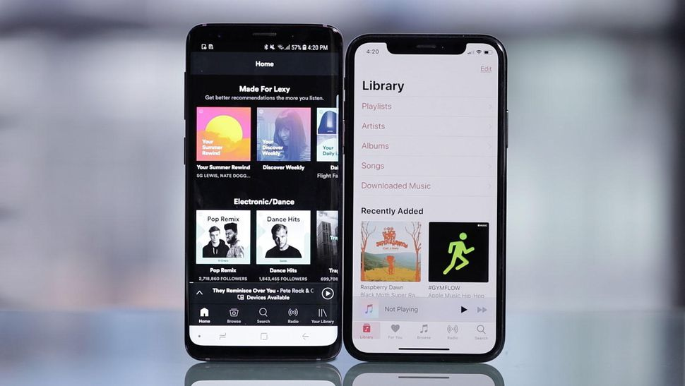 Apple Responds to Spotify Complaint