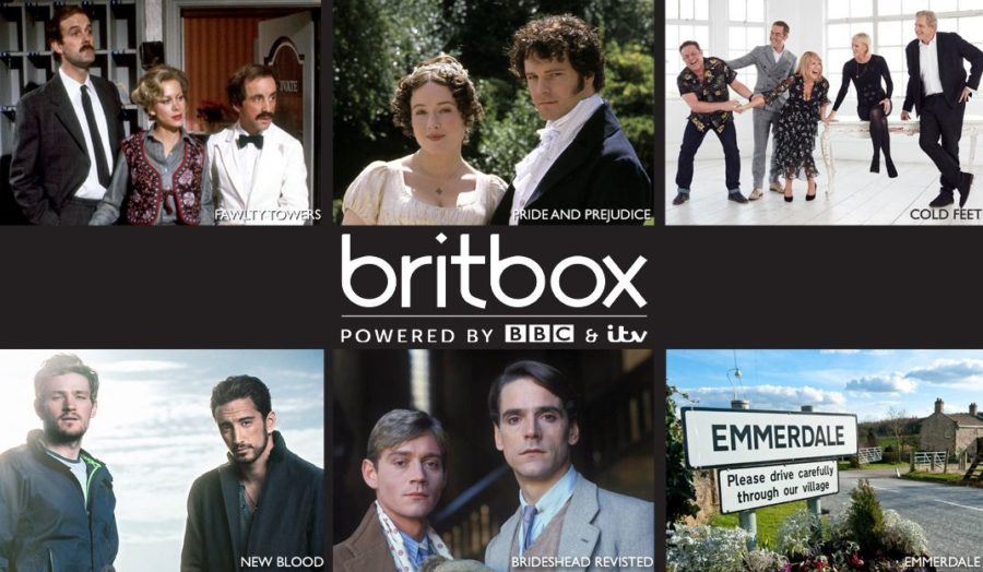BritBox Ups Distribution Partners in the U.K.