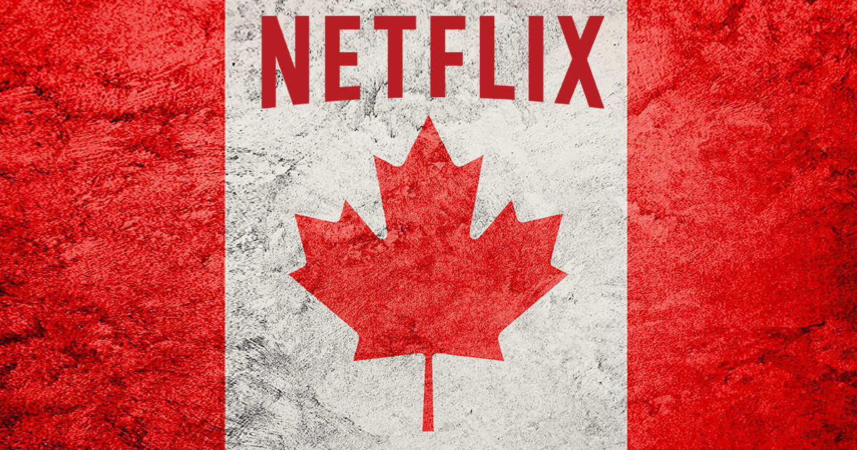 Netflix Pushed Canadian SVOD Spend Past $1 Billion in 2018