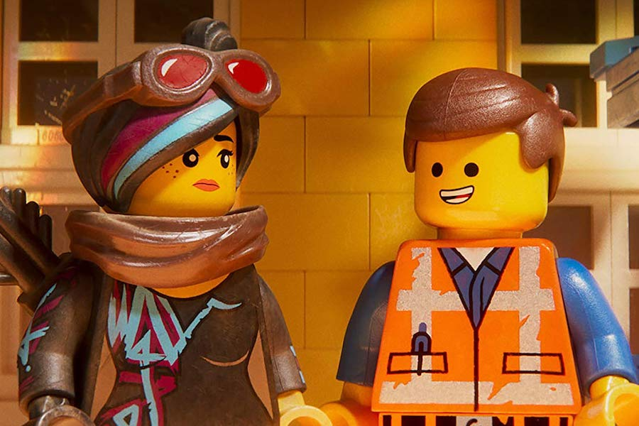 'Lego Movie 2' Debuts Atop Disc Sales Charts