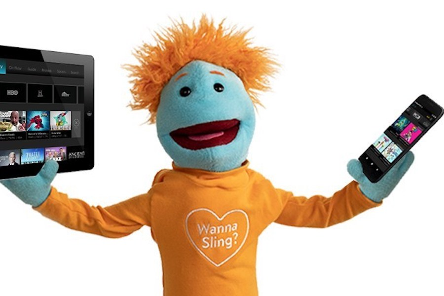 Sling TV Launches Puppet 'Slingy' to Promote Service