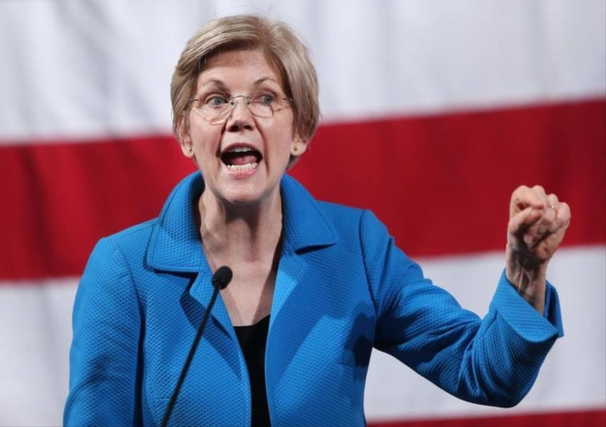 Presidential Candidate Warren Seeks to Regulate Big Tech, Gets Indirect Support from Sky Boss
