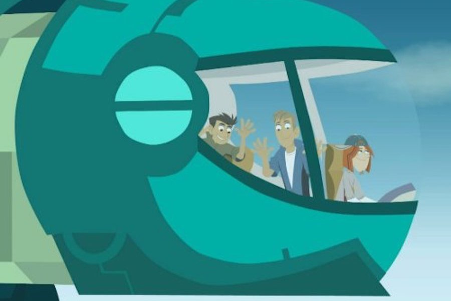 'Ready Jet Go!: Chasing the Sun,' 'Wild Kratts: The Briny Blue Sea' Coming to DVD April 9 From PBS