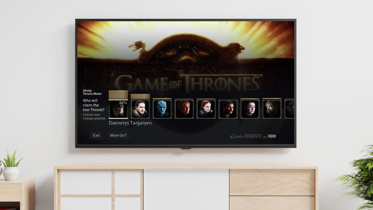 Comcast, HBO Partner for 'Game of Thrones' Interactive Features
