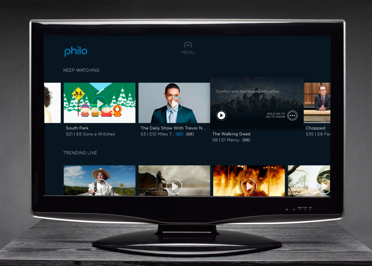 Philo TV Ups Basic Subscription Price 25%