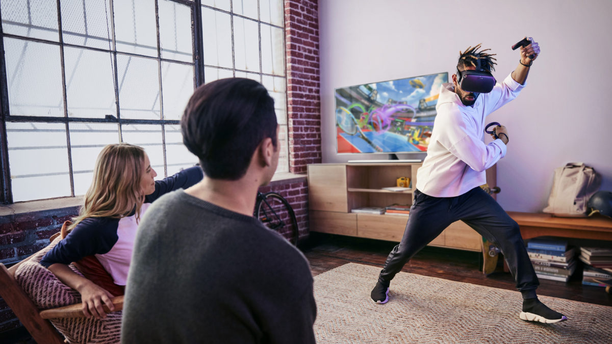 Parks: Virtual Reality (VR) Headsets Remain Niche Video Game Product