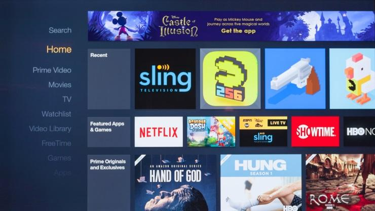 Roku Shares Dip on News Amazon is Looking to Expand AVOD Service