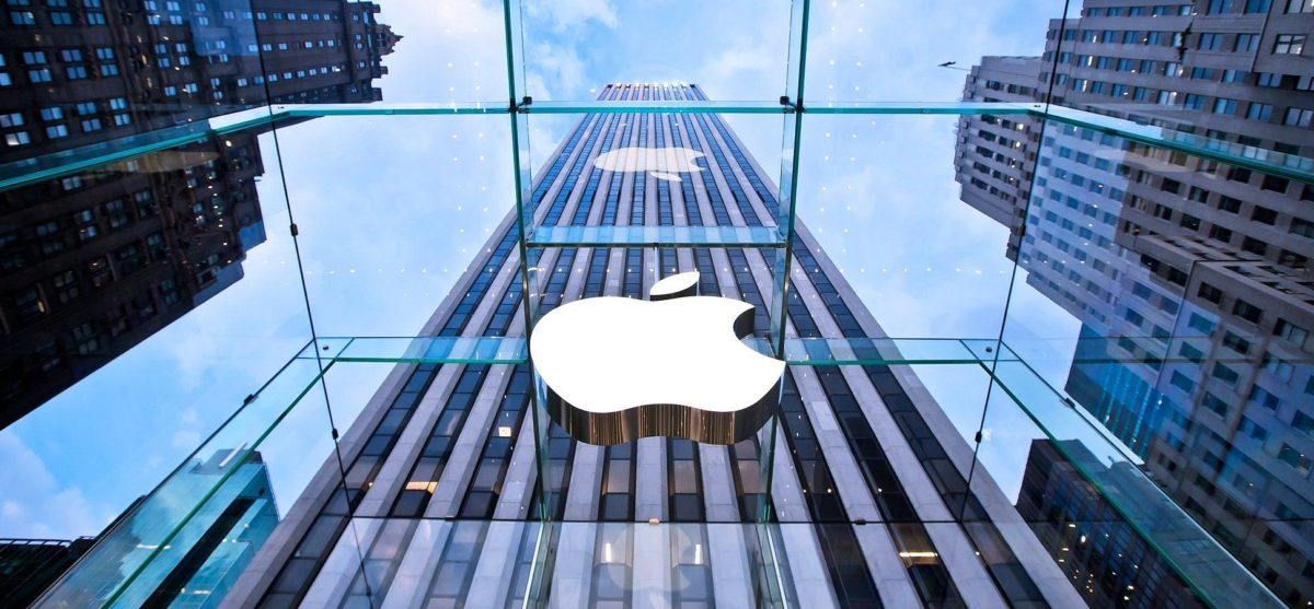 Apple Ups Q2 'Services' Revenue to Record $11.5 Billion