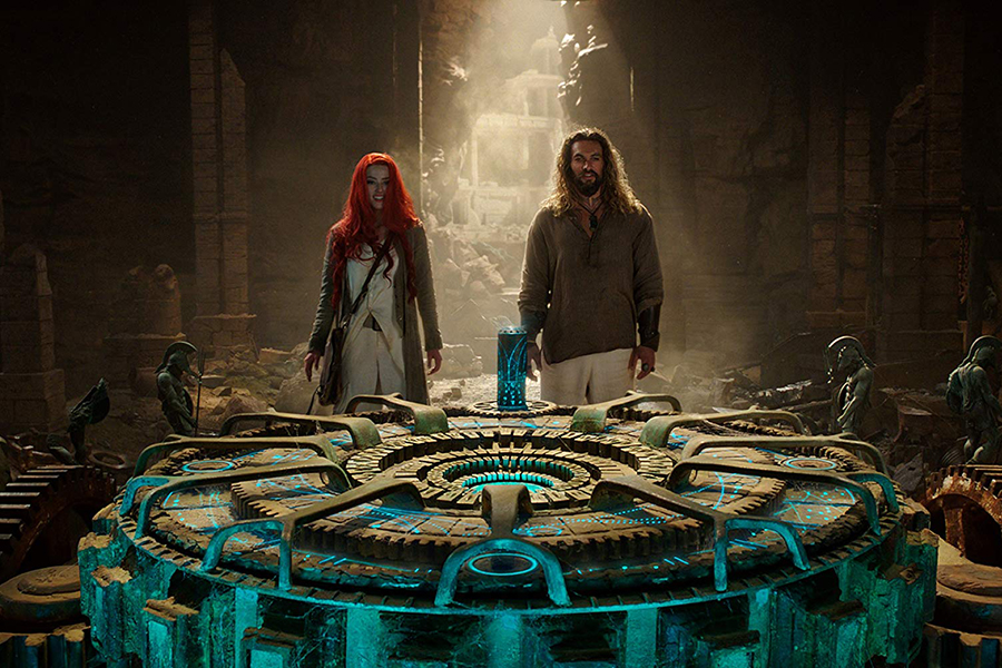 'Aquaman' Claims Top Spot on March 2019 Disc Sales Charts
