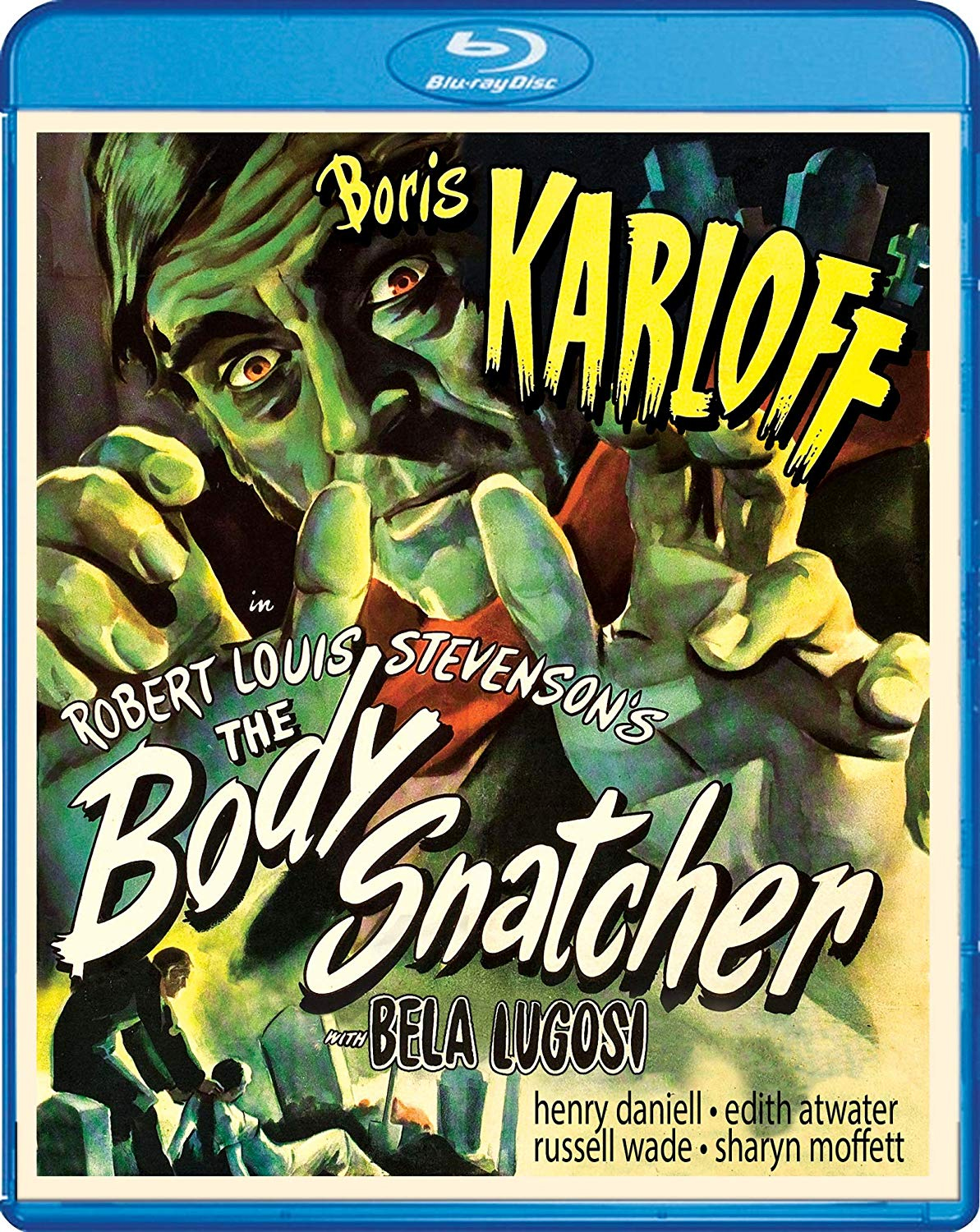 Mike's Picks: 'The Body Snatcher' and 'Road to Utopia'