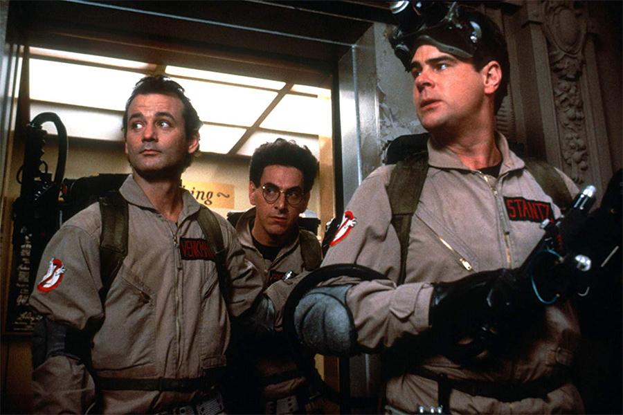 'Ghostbusters' Top 1984 Film in Fandango Survey