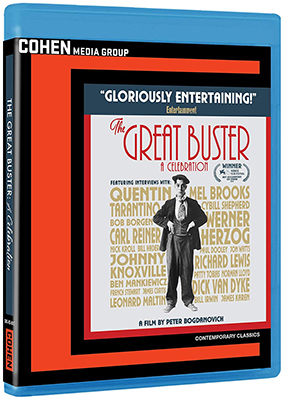 Mike's Picks: 'The Great Buster' and 'The River's Edge'