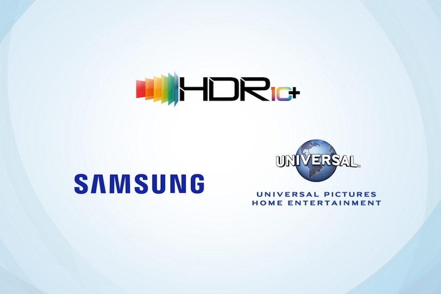 Samsung and Universal in Content Pact on Next-Gen HDR10+