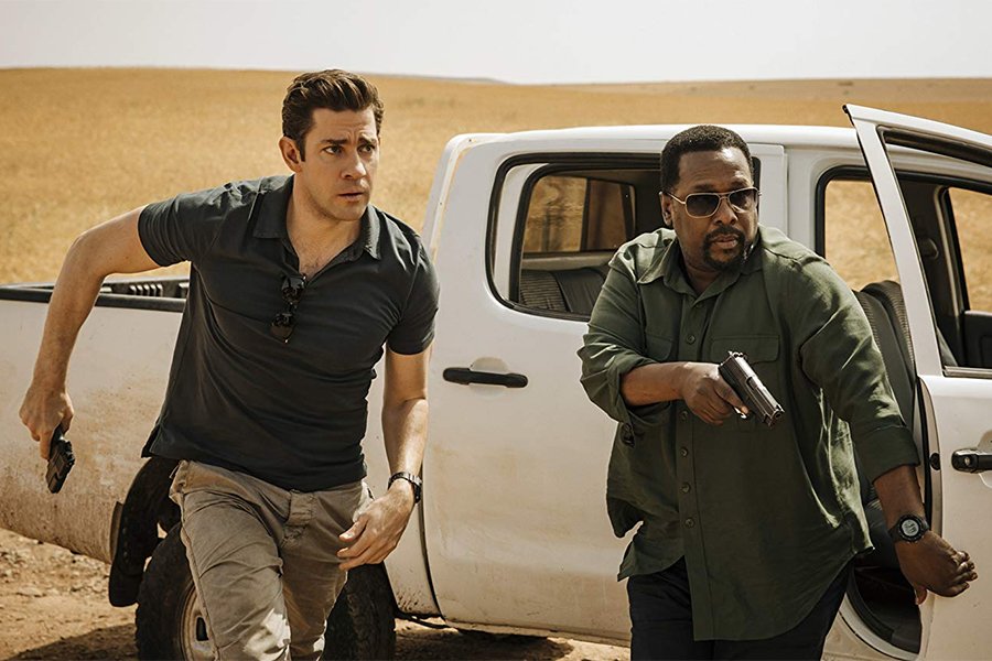 'Jack Ryan: Season One' on Disc June 4