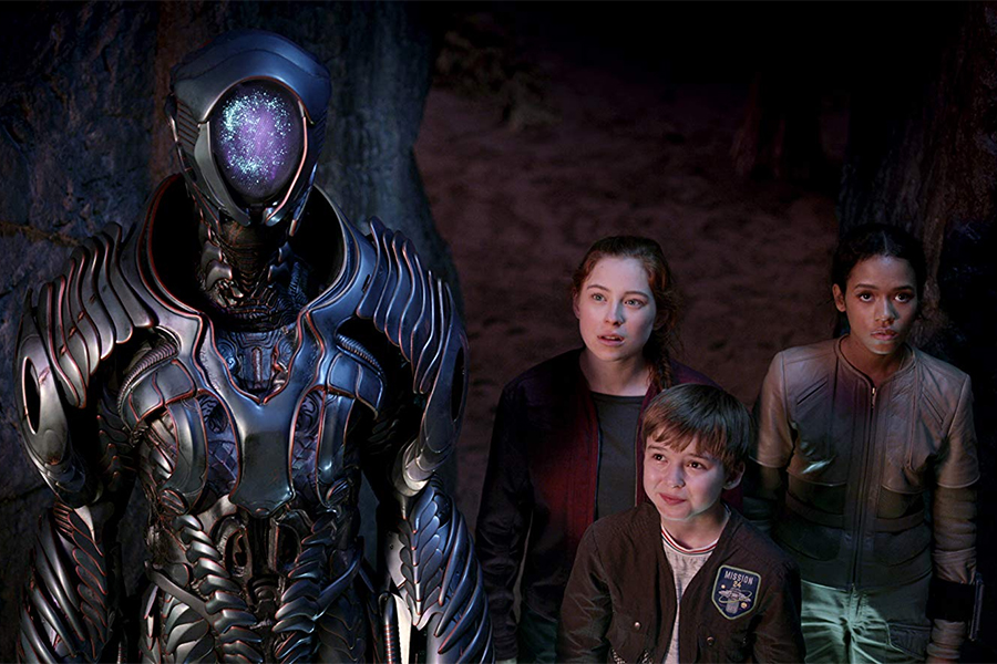 First Season of Netflix's 'Lost in Space' Coming to Disc June 4