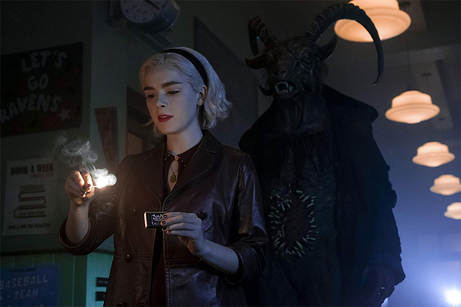 'Sabrina' Casts a Spell Over Parrot Analytics Digital Originals Chart