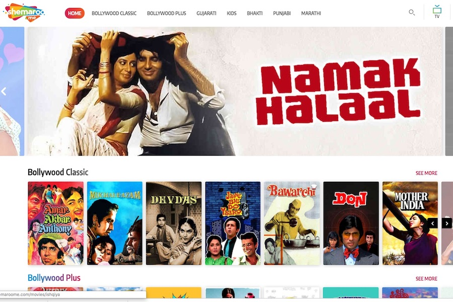 Indian Content Streaming Service ShemarooMe Launches in U.S.