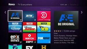 Roku Shares Dip on News Amazon is Looking to Expand AVOD