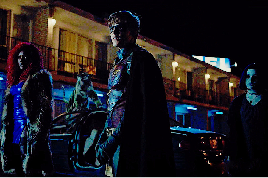 'Titans' Season 1 on Disc July 16