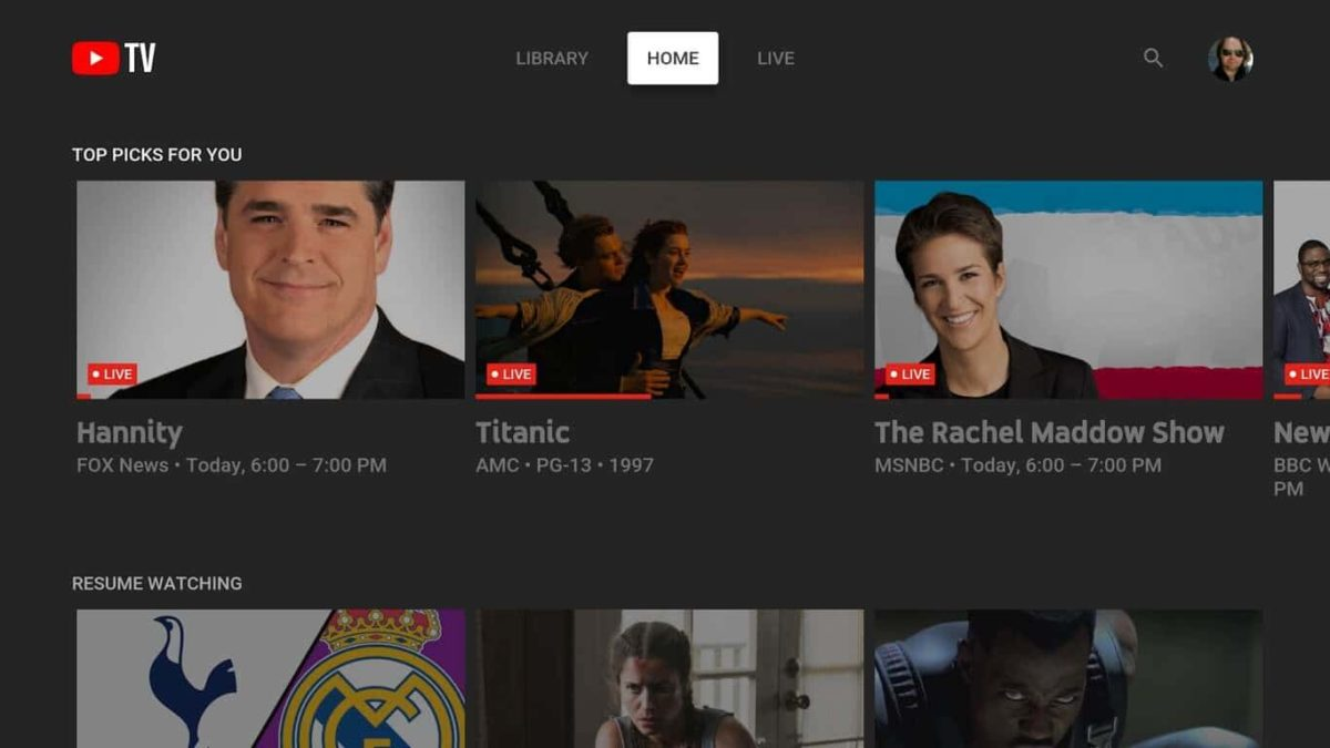 Verizon and Google Partner for YouTube TV Access
