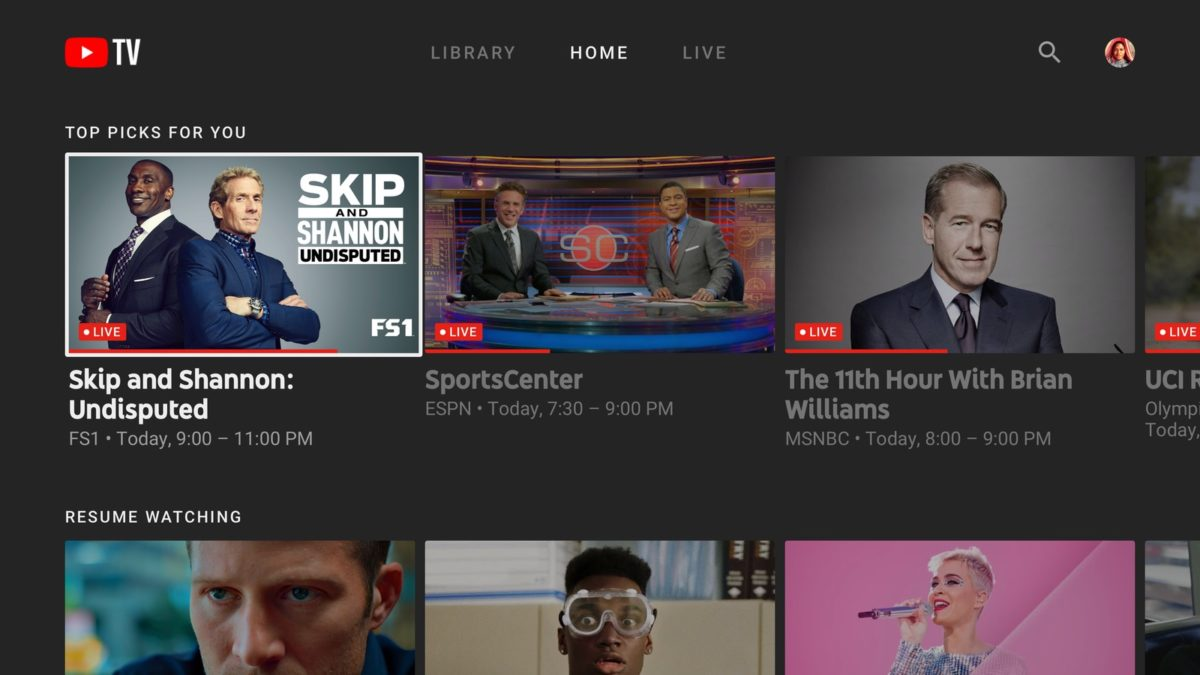 YouTube TV Ups Subscription Price 25%