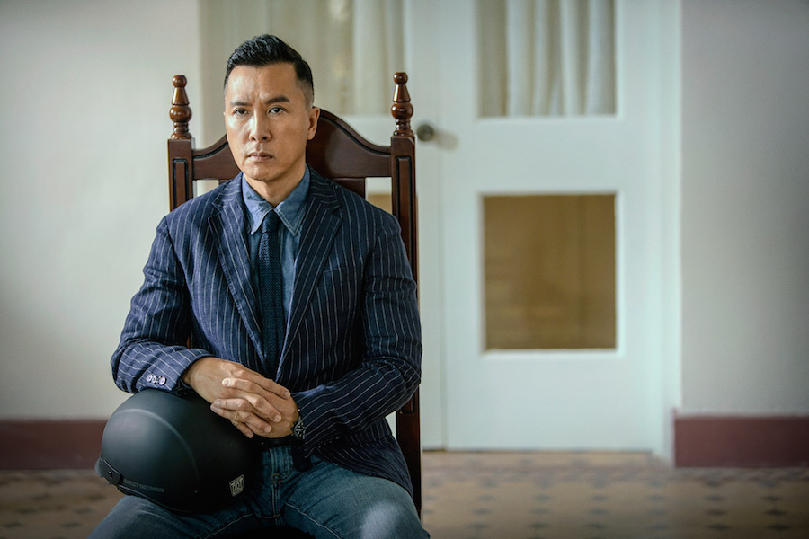 Donnie Yen Actioner 'Big Brother' Coming to Disc May 21 From Well Go
