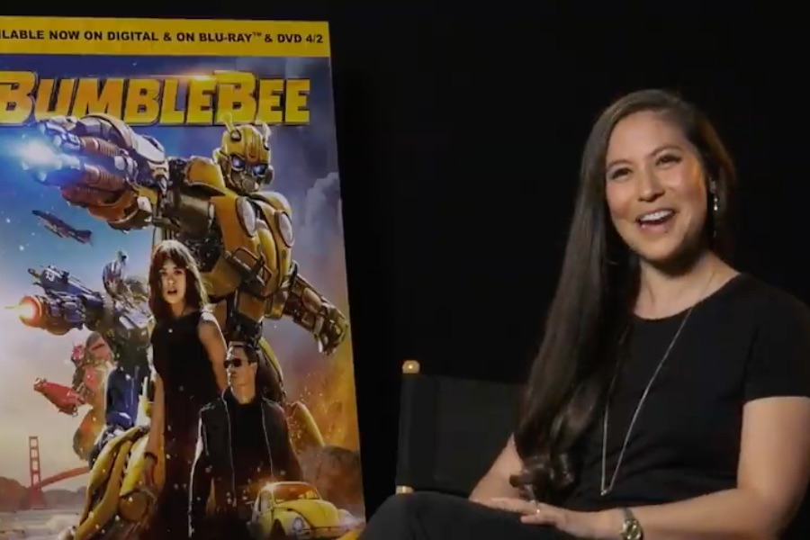 'Bumblebee' Screenwriter Relished Chance to Put a Woman in the Driver's Seat