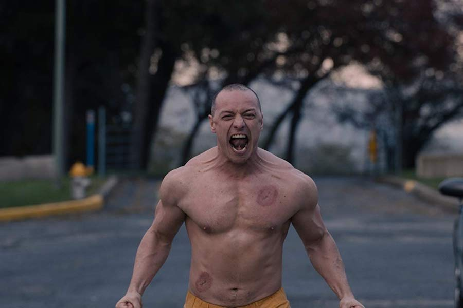 'Glass' Breaks to No. 1 on Redbox Charts for Another Week