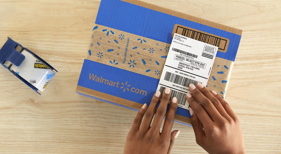 Walmart Teases One-Day Shipping