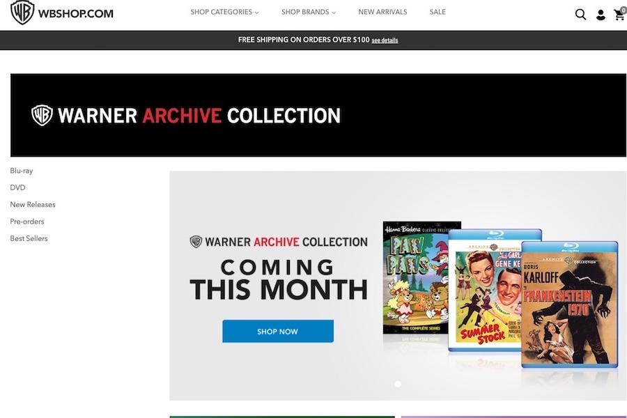 Warner Archive Celebrates 10th Anniversary