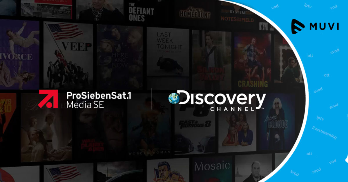 Discovery, ProSiebenSat.1 Launching Online TV Service in Germany